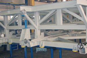 Individueller Stahlbau
